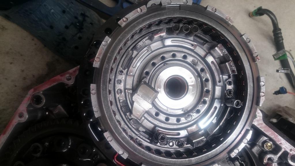 Volvon Geartronic Vaihteisto